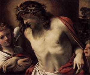 Annibale_Carracci_-_Christ_Wearing_the_Crown_of_Thorns,_Supported_by_Angels_-_WGA04427