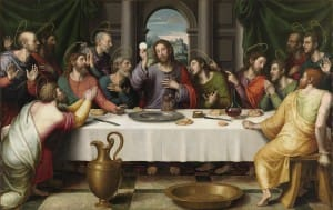 The_Last_Supper_by_Vicente_Juan_Macip