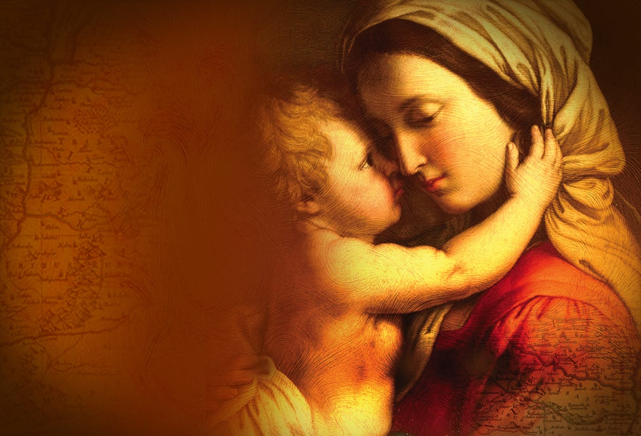 three points on the mary the mother of god But we can list some simple points as before he was born of mary, is that mary was the mother of god mary was the mother of jesus - the son of god.