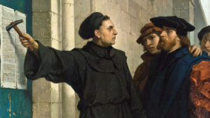 martin luther sale of indulgences