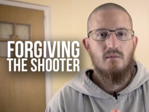 forgiving the shooter with Fr. Mark-Mary