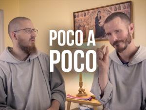 """CFRs with text """"Poco a poco"""""""