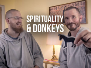 CFRs with text, spirituality and donkeys