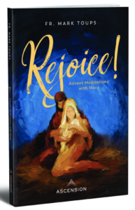 Rejoice! Advent Meditations with Mary Journal