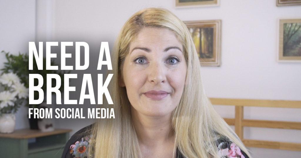 Need a Break from Social Media?