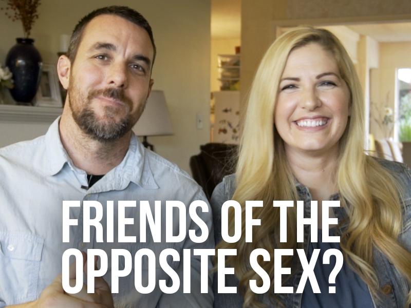 Friends of the Opposite Sex?