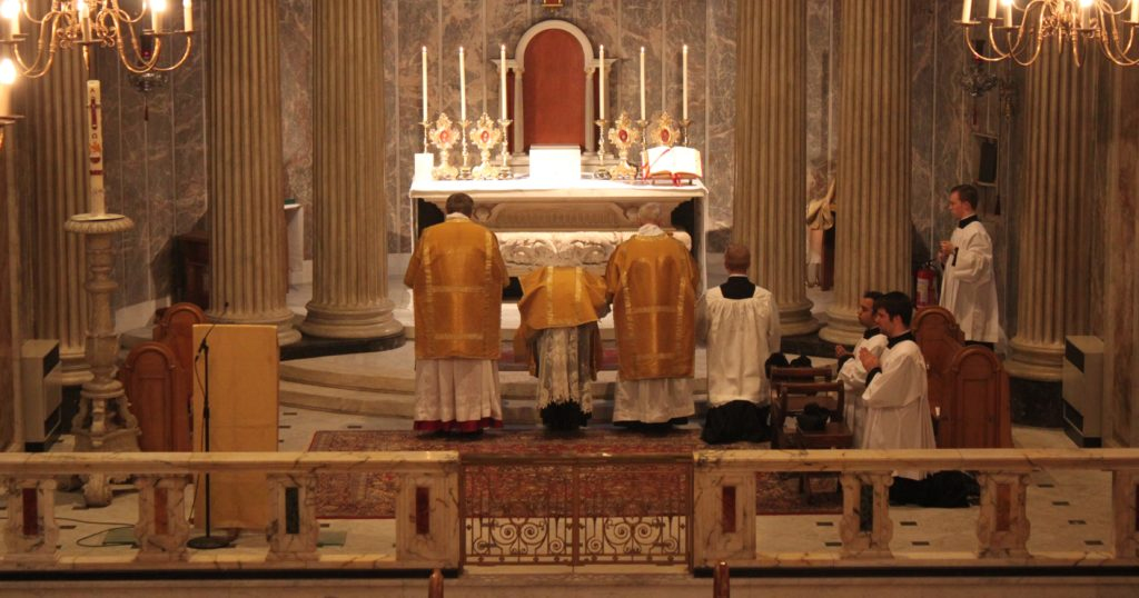 Why Priests Need a Strong Sense of Manhood - Ascension Press